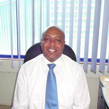 Charles N. Waruru